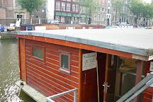 De Poezenboot, Amsterdam, The Netherlands
