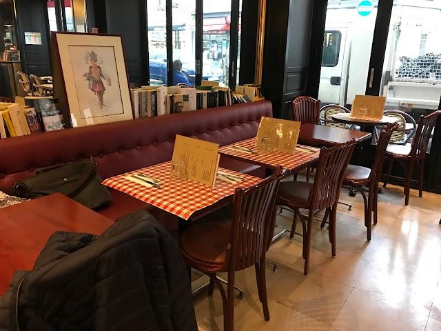 Café du Rond Point Vaugirard