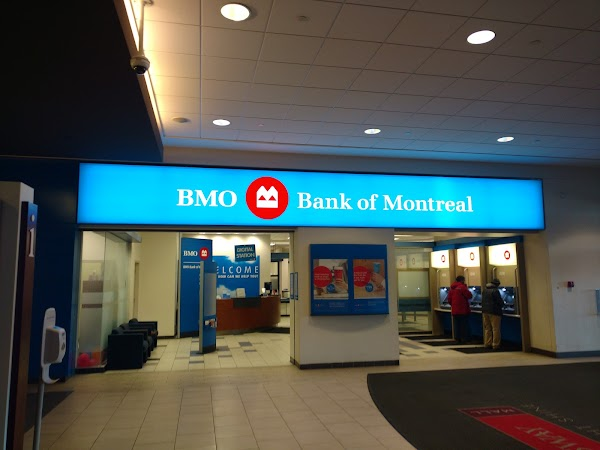 Bmo Branch Locations Bank Of Montreal Bank And Atm - #Summer