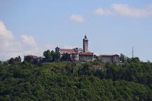 Sveta Gora (Holy Mountain), Solkan, Slovenia