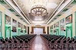 Конгресс-холл Васильевский, набережная Смоленки, дом 2 на фото Санкт-Петербурга