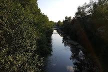 Karl-Heine-Kanal, Leipzig, Germany
