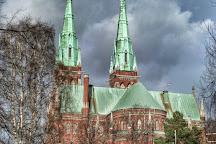 The German Church (Saksalainen kirkko), Helsinki, Finland