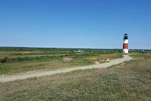 Sankaty Head Lighthouse, Siasconset, United States