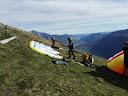 Kobariski Stol 2 Paragliding