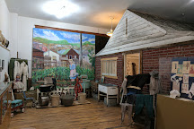 East Coulee School Museum, East Coulee, Canada