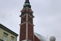 Stadtpfarrkirche St. Peter und Paul, Ried Im Innkreis, Austria