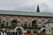 Slotsholmen, Copenhagen, Denmark
