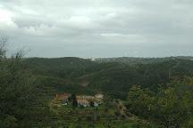 Albufeira da Barragem do Funcho, Sao Bartolomeu de Messines, Portugal