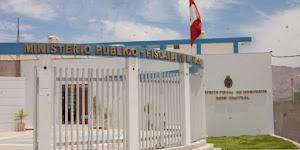 Ministerio Publico - Sede Principal (Distrito Fiscal Moquegua) 0