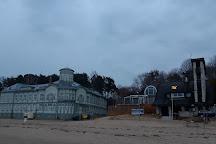 Former bath-house of E.Racene, Jurmala, Latvia
