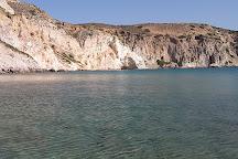 Firopotamos Beach, Milos, Greece