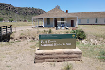 Fort Davis National Historic Site, Fort Davis, United States