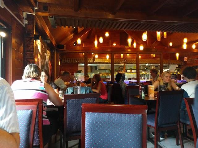 Restaurant Hollywok