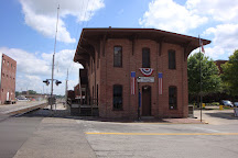 Great Western Depot, Springfield, United States