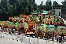 Embarcadero del Parque Écologico de Xochimilco, Mexico City, Mexico