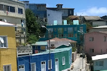 Ascensor Espiritu Santo, Valparaiso, Chile