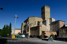 Iglesia de Santiago el Real, Logrono, Spain