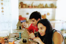 Claying Thoughts Pottery Studio, Noida, India