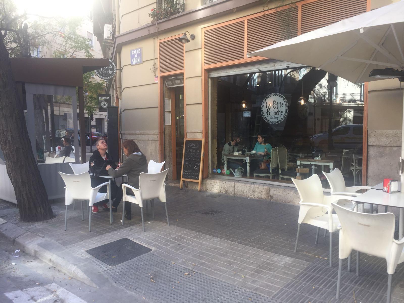 La Petite Brioche: A Work-Friendly Place in Valencia