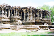 Thousand Pillar Temple, Warangal, India