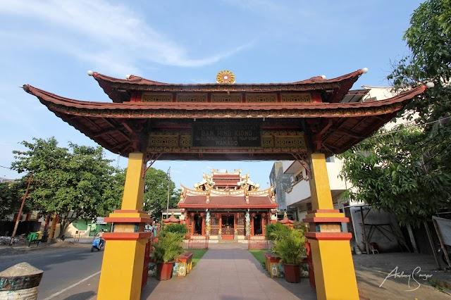 Ban Hing Kiong Temple Manado