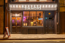 Simmons Bar | Tower Bridge, London, United Kingdom