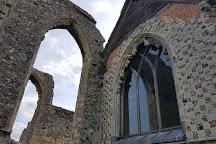 Leiston Abbey, Leiston, United Kingdom
