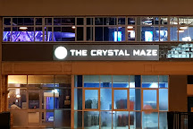 The Crystal Maze LIVE Experience London, London, United Kingdom
