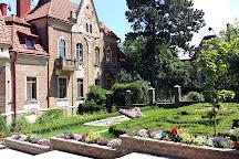Chernivtsi National University Botanical Garden, Chernivtsi, Ukraine