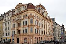 Hoefe am Bruehl, Leipzig, Germany
