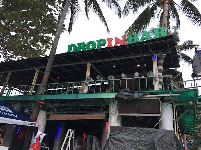 Drop In Bar