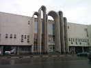 Аллея Парка Победы, улица Победы на фото Белгорода