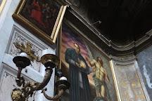 Chiesa Santa Lucia del Gonfalone, Rome, Italy