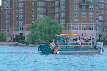Detroit Cycle Boat, Detroit, United States