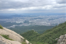 Bukhansan National Park, Seoul, South Korea