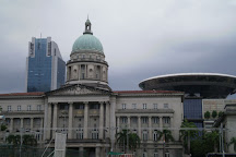 City Hall Building, Singapore, Singapore