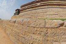 Dasara Dibba, Hampi, India
