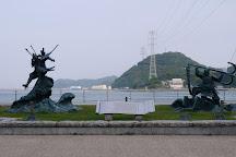 Mimosusogawa Park, Shimonoseki, Japan