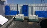 Биотуалеты Астрахань, улица Николая Островского на фото Астрахани