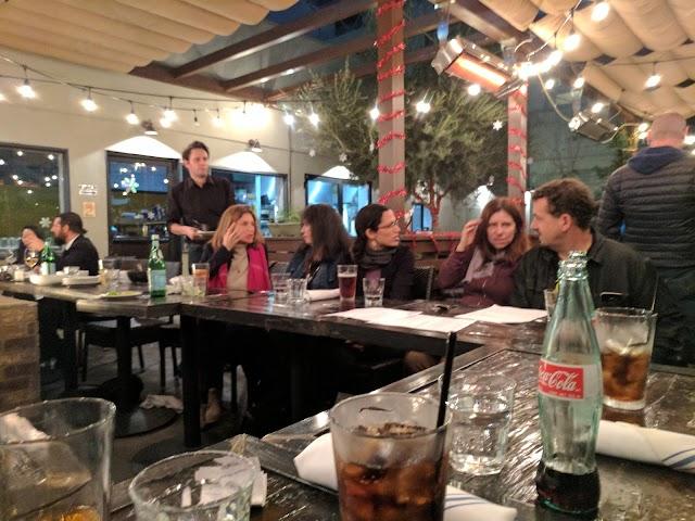 The Running Goose- Restaurant and Organic Herb Garden