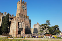 Castello scaligero di Villafranca, Villafranca di Verona, Italy