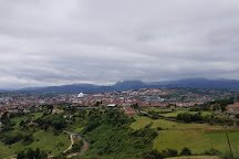 Monte Naranco, Oviedo, Spain