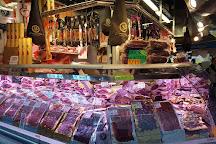 La Ribera Market, Bilbao, Spain