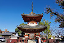 Kitain Temple 500 Rakan, Kawagoe, Japan