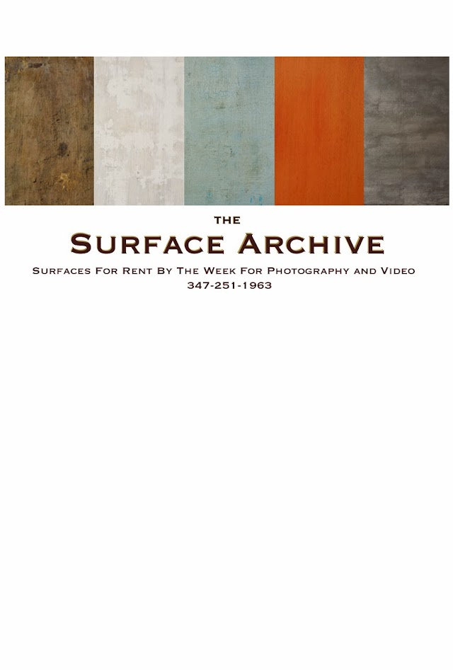 Surface Archive