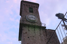 Clock Tower of Notre-Dame de l'Esperance, Cannes, France