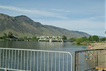 Riverside Park - Centre of the City, Kamloops, Canada