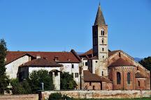 Abbazia di Santa Maria di Staffarda, Staffarda, Italy