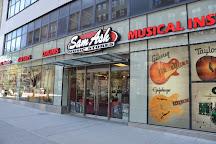 Sam Ash, New York City, United States